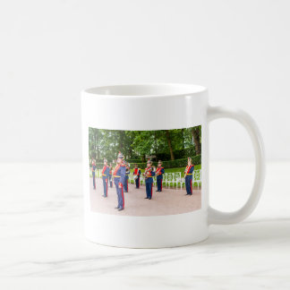 Catherine's Great Palace Tsarskoye Selo Brass Band Coffee Mug