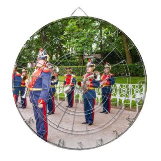 Catherine's Great Palace Tsarskoye Selo Brass Band Dartboard