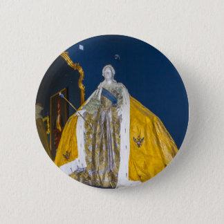 Catherine's Great Palace Tsarskoye Selo Coronation 6 Cm Round Badge
