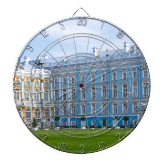 Catherine's Great Palace Tsarskoye Selo Dartboard