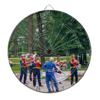 Catherine's Great Palace Tsarskoye Selo Gardens Dartboard