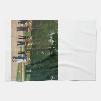 Catherine's Great Palace Tsarskoye Selo Tea Towel