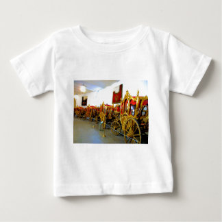 Catherine's Palace Russia Carriage House Baby T-Shirt