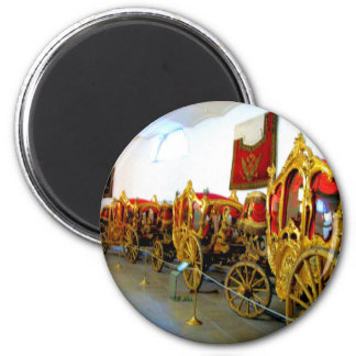 Catherine's Palace Russia Carriage House Magnet
