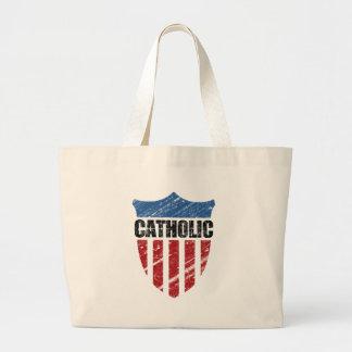 Catholic Tote Bags