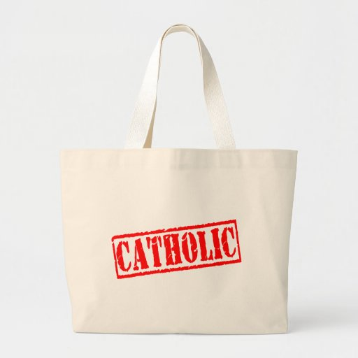 Catholic Canvas Bag