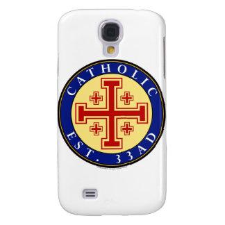 CATHOLIC SAMSUNG GALAXY S4 CASES