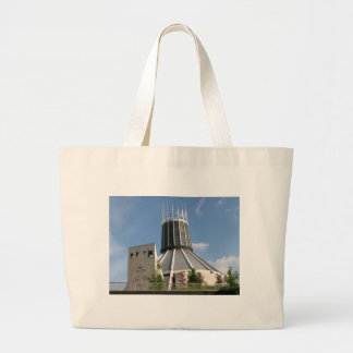 Catholic Cathedral - Liverpool Canvas Bag