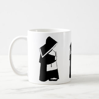 Catholic Church Nun in Habit Religious Coffee Mug