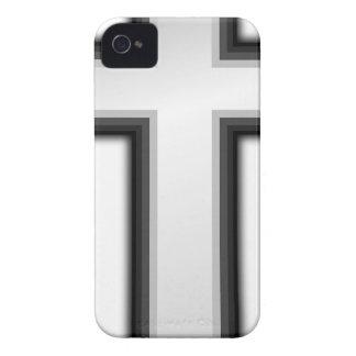 Catholic Cross iPhone 4 Case-Mate Cases