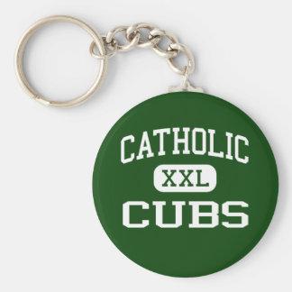 Catholic - Cubs - High School - Baltimore Maryland Keychains