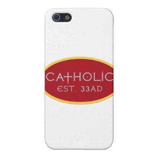 Catholic iPhone 5 Cases