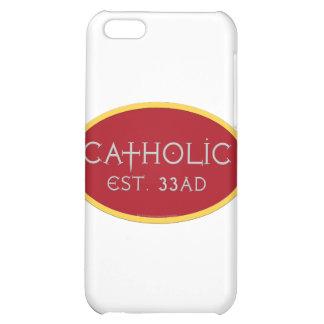 Catholic iPhone 5C Cover