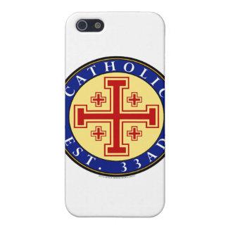 CATHOLIC CASE FOR iPhone 5