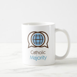 Catholic Majority Logo Coffee Mug