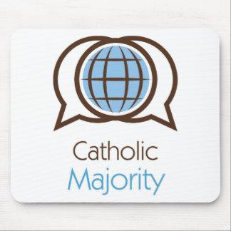 Catholic Majority Logo Mousepads