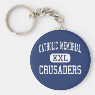 Catholic Memorial - Crusaders - High - Waukesha Key Chains