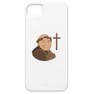 Catholic Monk iPhone 5 Cases