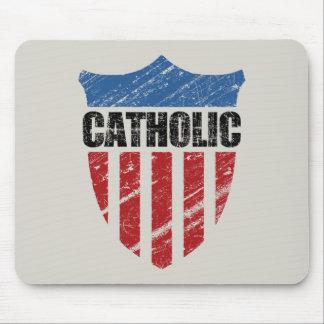 Catholic Mouse Pad