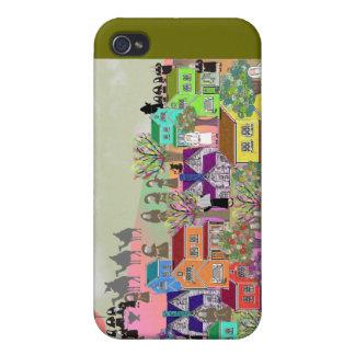 Catholic Nun & Catholic Monk Art Gifts Cover For iPhone 4