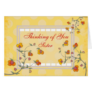 "Catholic Nun ""Thinking of You"" card"
