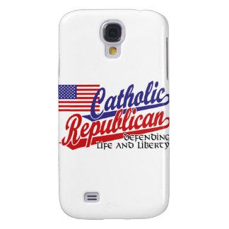 Catholic Republican Galaxy S4 Cover