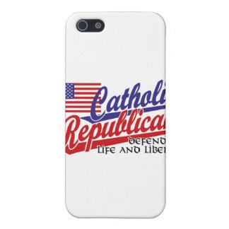 Catholic Republican Case For iPhone 5