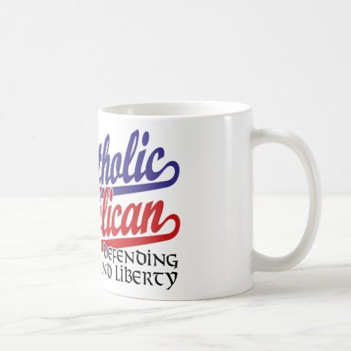 Catholic Republican Mugs