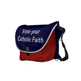 Catholic Rickshaw Messenger Bag