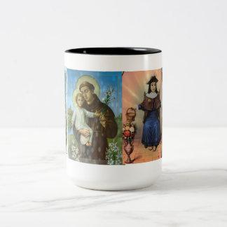 Catholic Saints Mugs