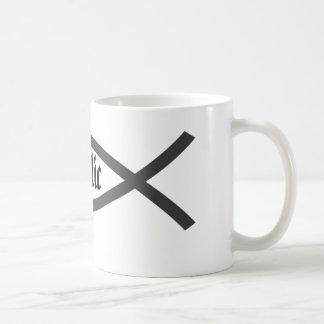 Catholic (swimjohn.com) basic white mug