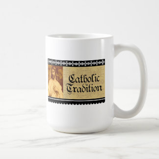 Catholic Tradition Coffee Mug