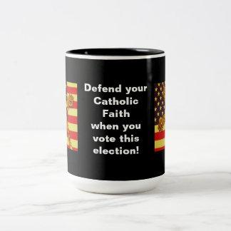 Catholic Voter Mug