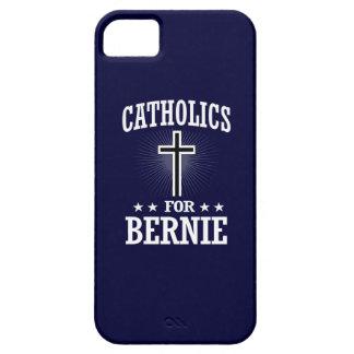 CATHOLICS FOR BERNIE SANDERS iPhone 5 COVERS