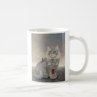 Cathouse Coffee Mug