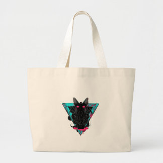 Cathulhu Large Tote Bag