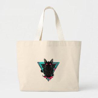 Cathulhu Large Tote Bag