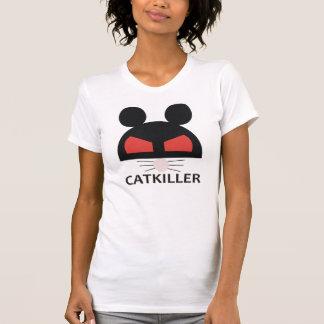 Catkiller Women's American Apparel Fine Jersey Sho Tshirt