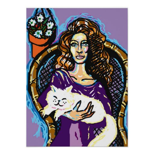 catlady poster