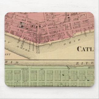 Catlettsburg, West Virginia Mouse Pad