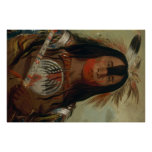 Catlin Native American Art Print
