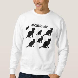 #catlover sweatshirt