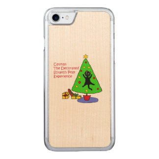 Catmas Experience Carved iPhone 7 Case