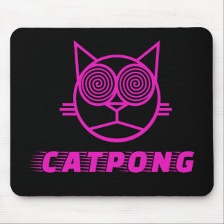Catpong Mouse Pad