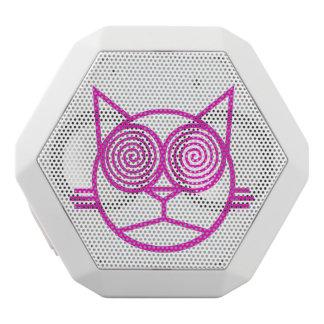 Catpong White Bluetooth Speaker