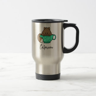 Catpuccino Travel Mug
