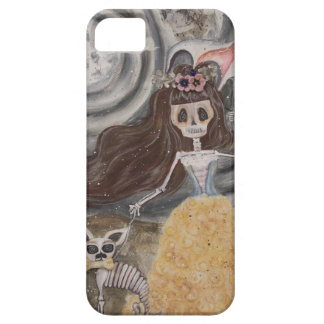 Catrina de la Noche Case For The iPhone 5