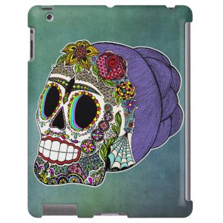 Catrina Sugar Skull Case Mate iPad Case