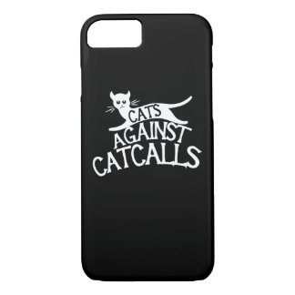 cats against catcalls iPhone 7 case