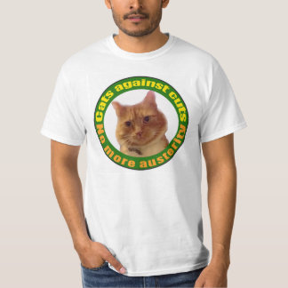 Cats Against Cuts T-Shirt